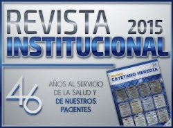 Revista Cayetano Heredia